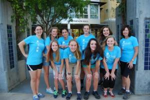UC Davis Trekers 2014