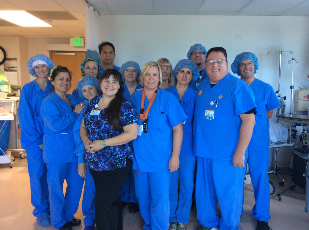 2014 Scott Brown and Operating Room Team